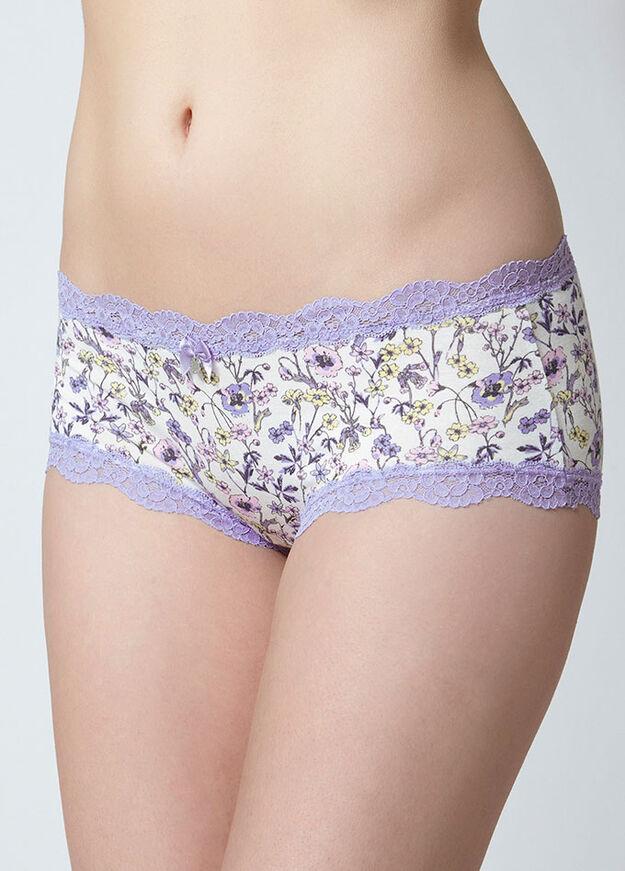 Tatiana wild flower shorts