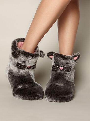 Cat booties