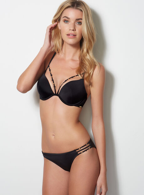Mauritius beaded bikini briefs