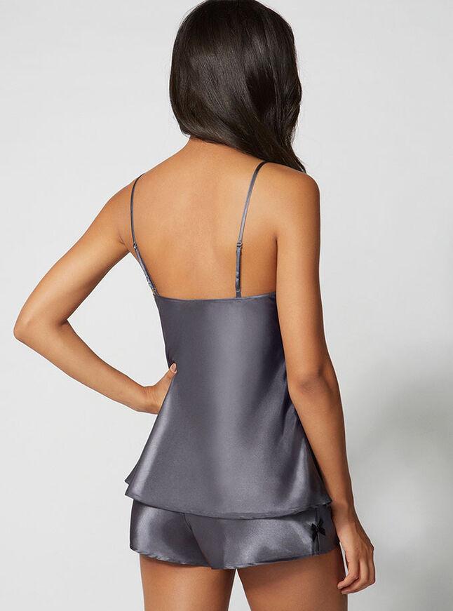 Cheryl camisole and shorts set