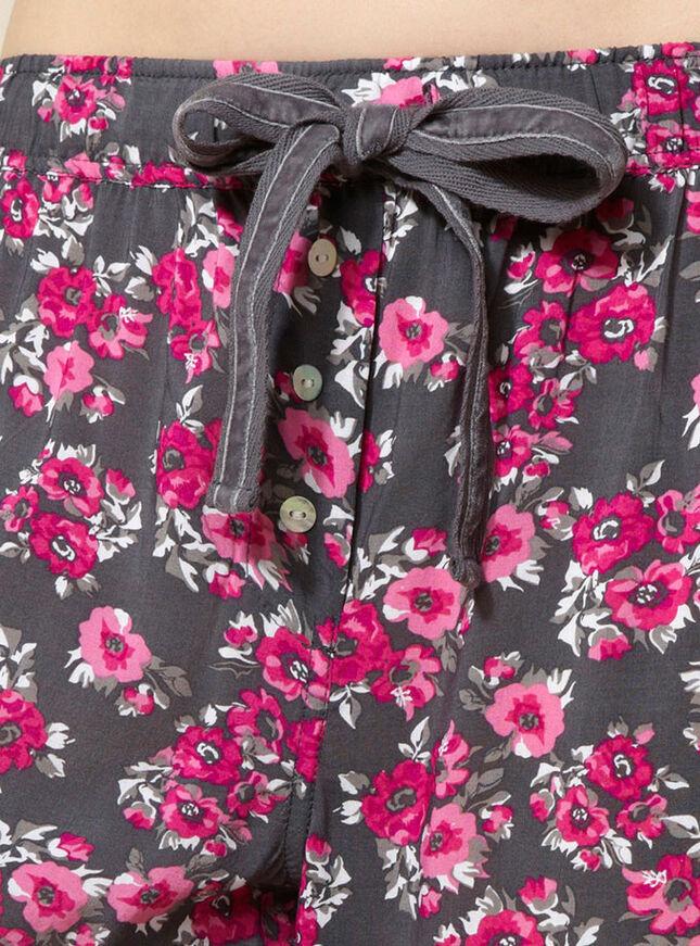Jasmine floral pyjama pants