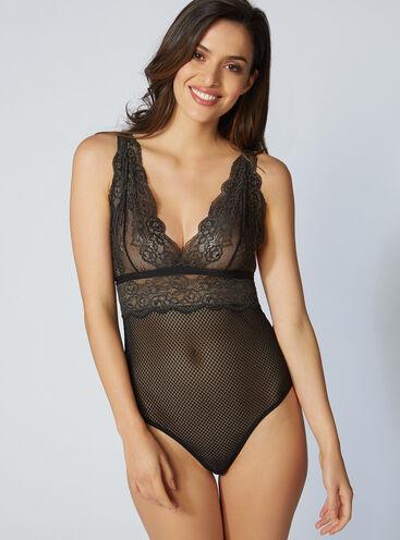 Erica lace body