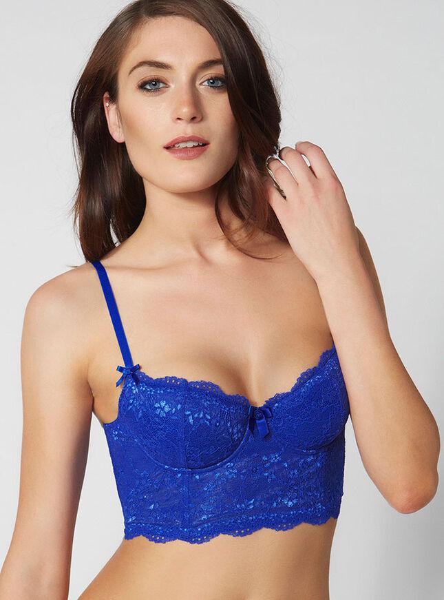 Chloe longline bra