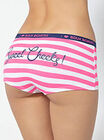 """Sweet cheeks"" boy shorts"