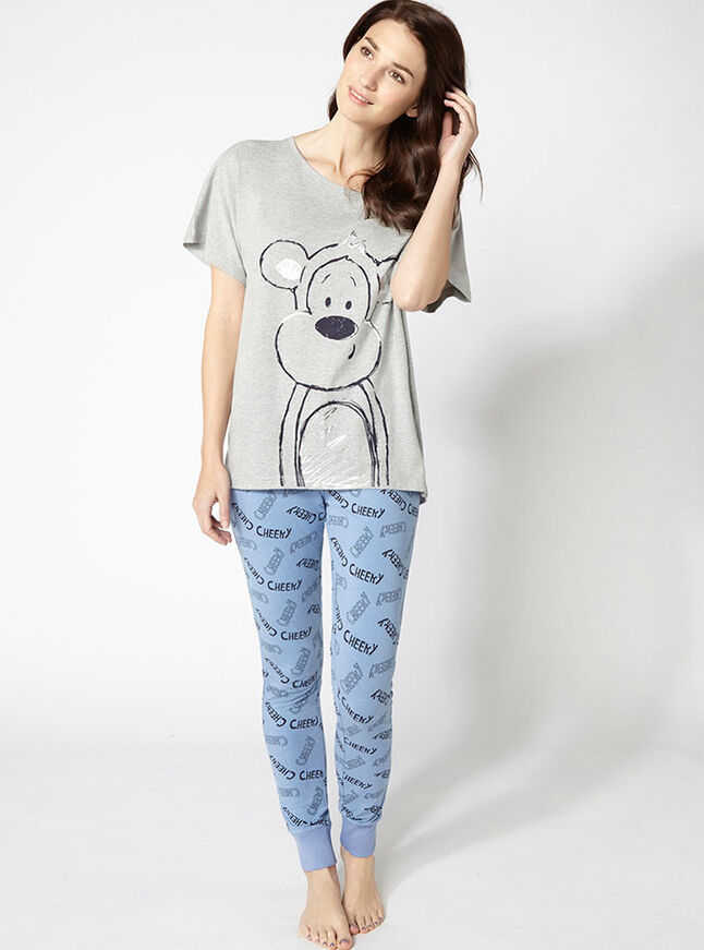 Funky monkey pyjama set