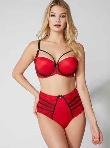 Mariette high waisted briefs