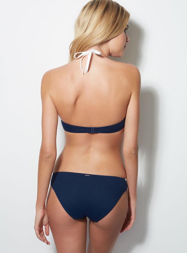 Limassol scallop bikini briefs