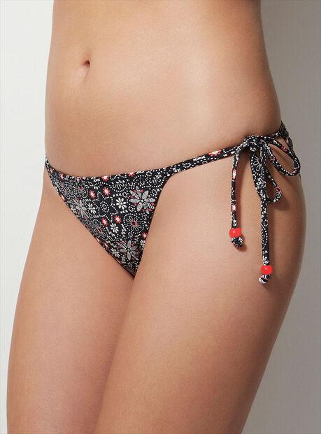 Maui tie side bikini briefs