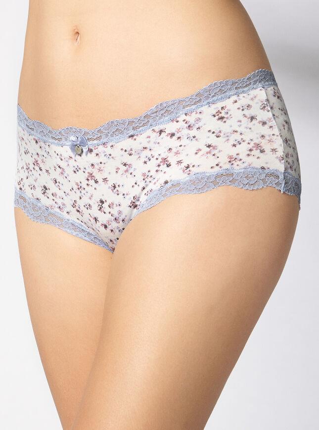 Tatiana scatter flower shorts