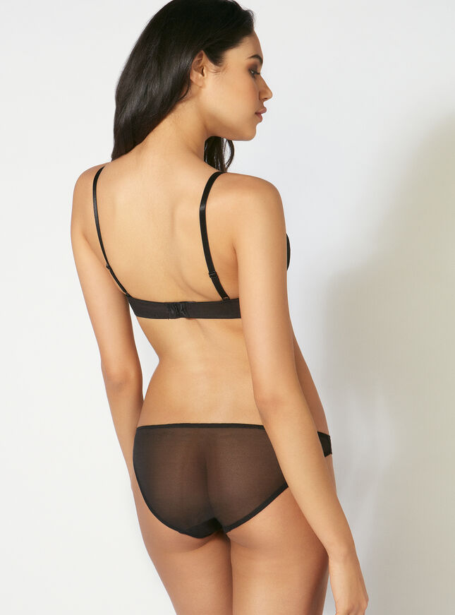 Gaynor embroidered briefs