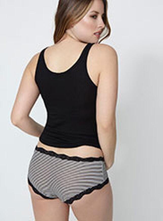 Tatiana stripe shorts