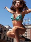 Cuba triangle bikini top