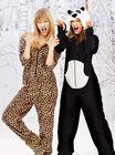Mimi leopard onesie