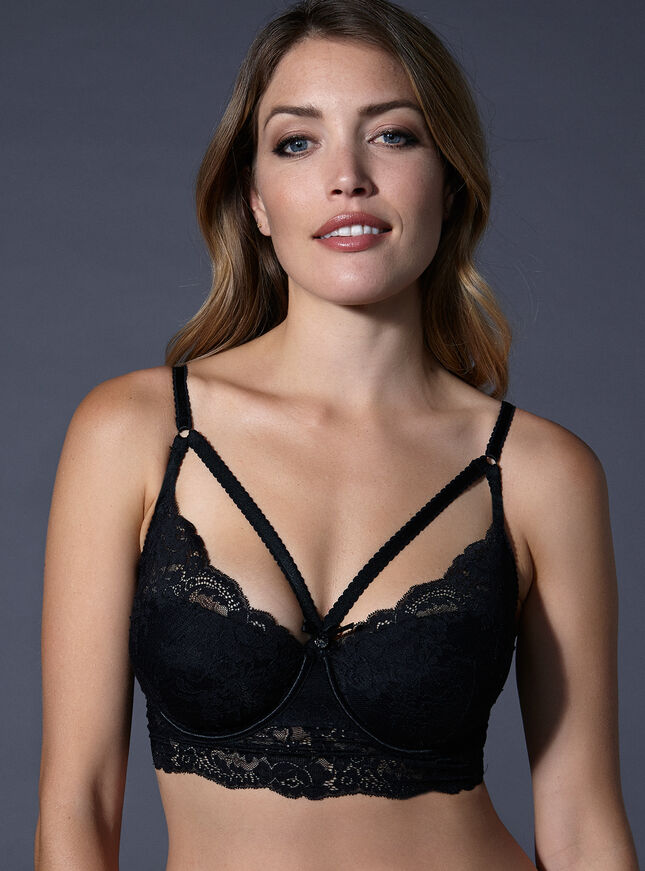 Odette wired bralette