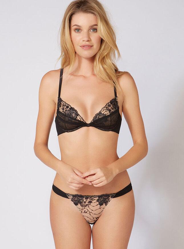 Scarlett non-padded bra