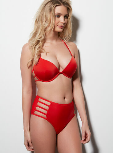 Argentina strappy high-waisted briefs