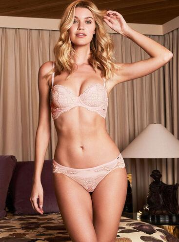 Hazel longline bra