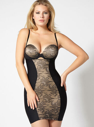Boux lace shaping slip