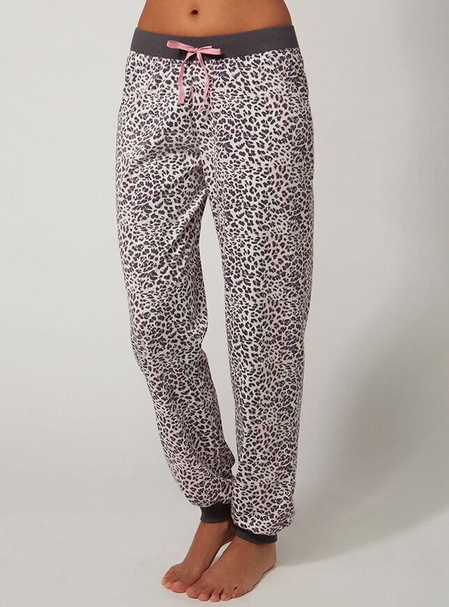 Animal bow pyjama set