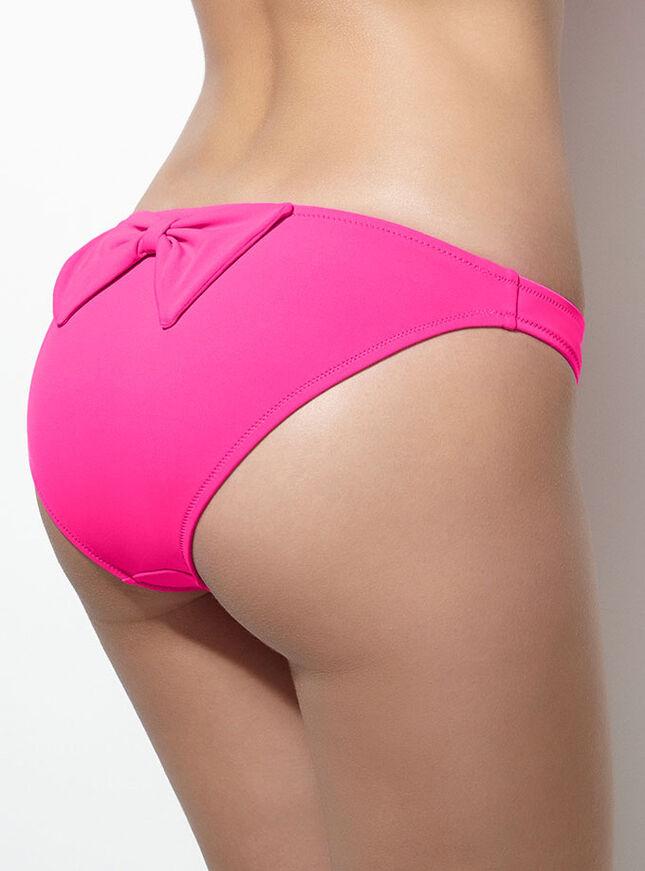 Lanzarote bow back bikini briefs