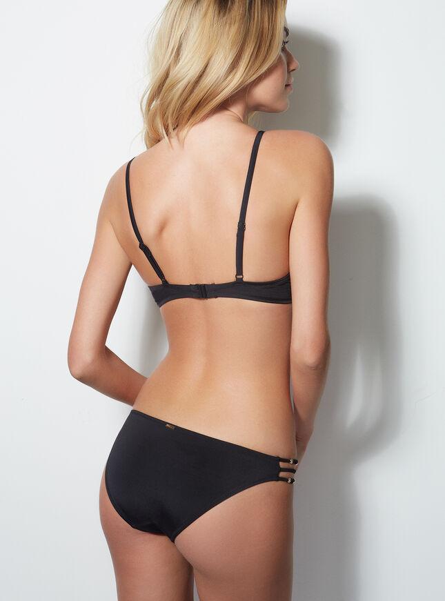 Mauritius beaded boost bikini top