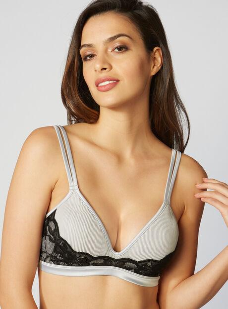 Genevieve triangle bra