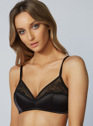 Milly triangle bra