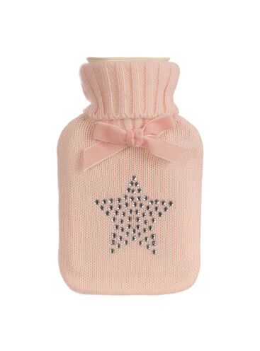 Mini star hot water bottle 500ml