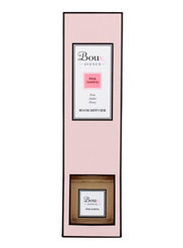Pink taffeta diffuser