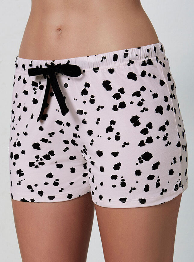 Dalmation vest and shorts set