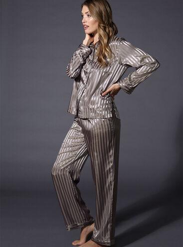 Vivian satin pyjamas