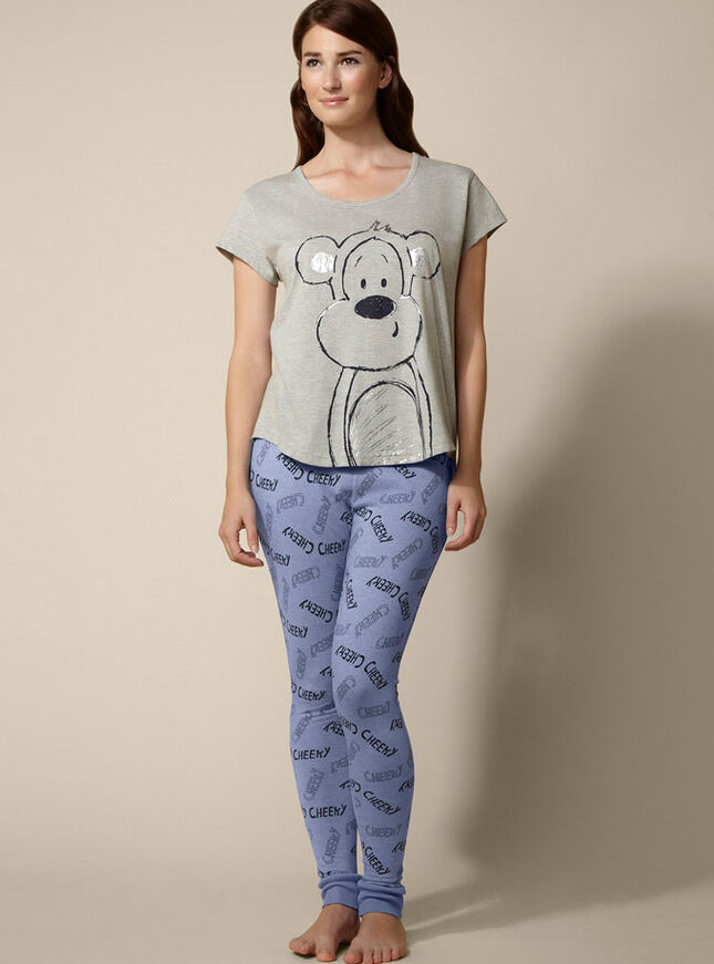 Cheeky monkey pyjamas