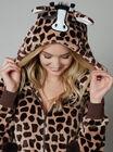 Gini giraffe onesie
