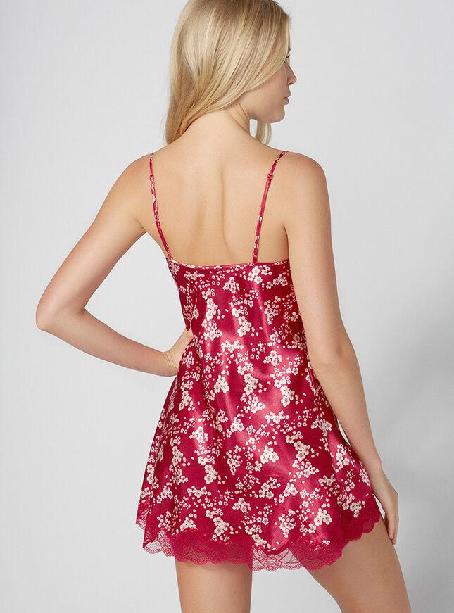 Amber blossom chemise