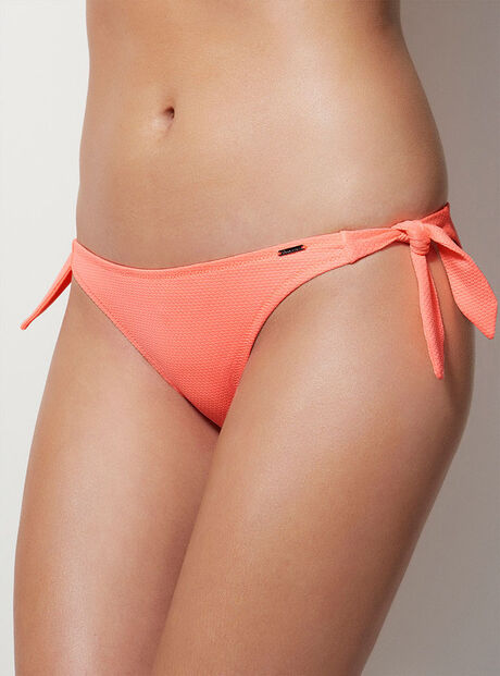 South Pacific tie side bikini briefs