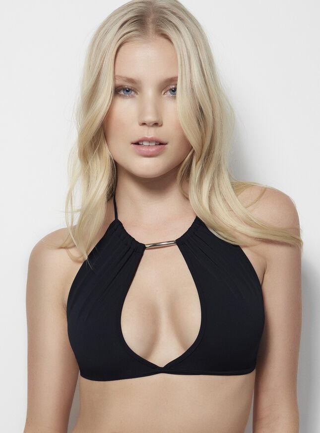 Crop bikini top