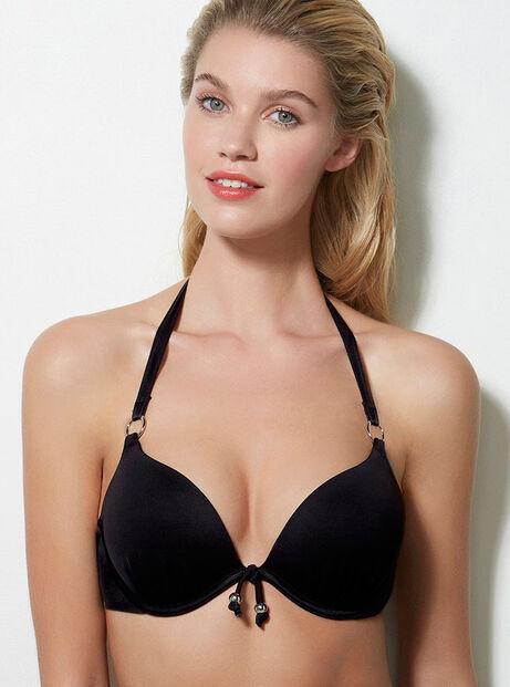 Mauritius matte boost bikini top