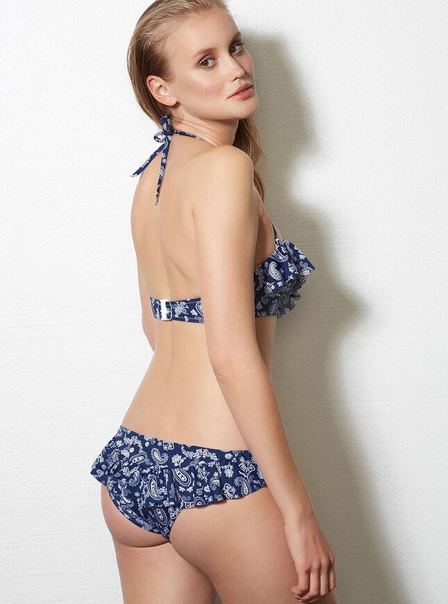 Laguna Frill Bikini Top