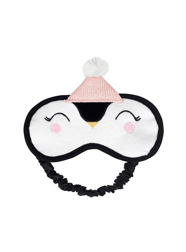 Penguin eye mask