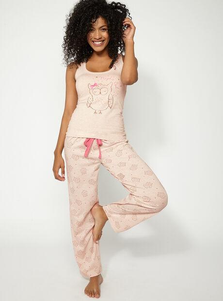 Night owl pyjama set