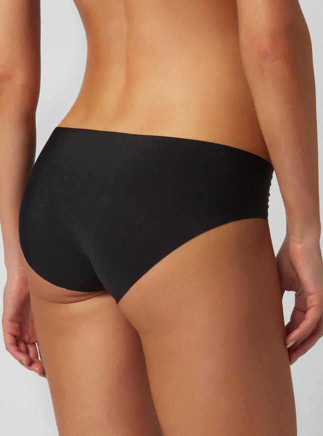 Bonded microfibre shorts