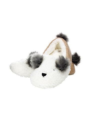 Humphrey bear slippers
