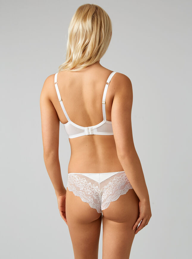 Samantha lace Brazilian briefs