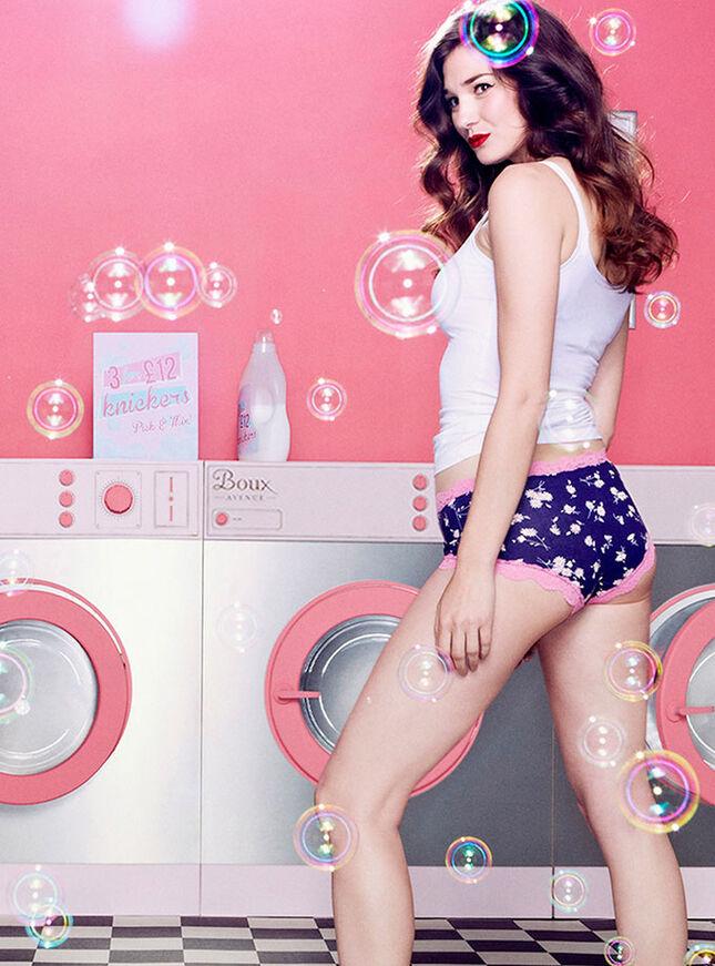 Tatiana daisy shorts