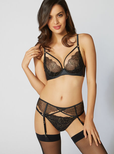 Phoenix suspender belt