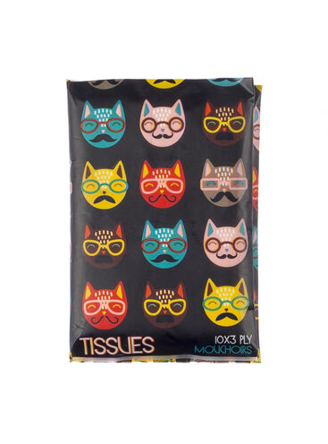 Cat tissues