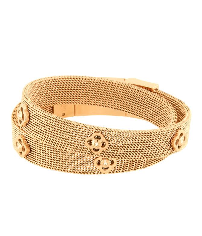 Petal Wrap Bracelet & Choker