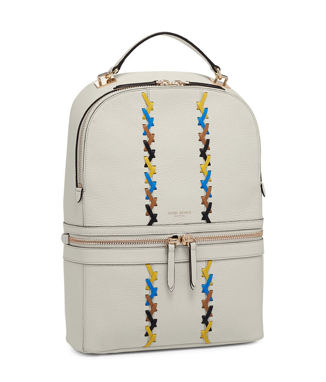 Soho Backpack with Novelty Stap