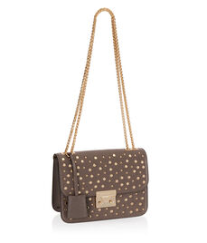 Waldorf Studded Chain Party Bag