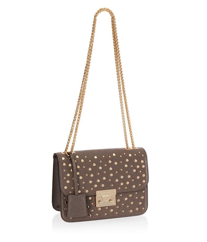 Waldorf Studded Chain Party Bag